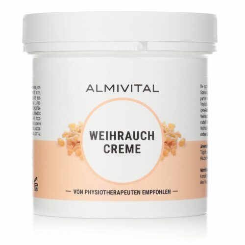 ALMIVITAL Weihrauch Creme für die Gelenke 250ml