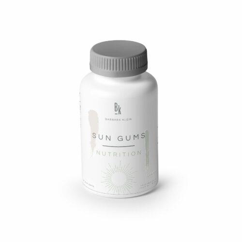 BK by Barbara Klein Sun Gums mit Vitamin D3 & Beta Carotin 60 Stück