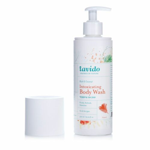 LAVIDO Intoxicating Body Wash Kokosnuss & Moschus 400ml