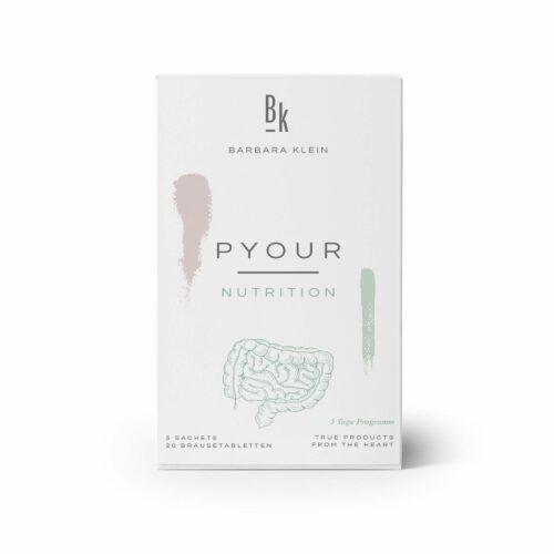 BK by Barbara Klein Pyour mit Ingwer & L-Glutamin 5 Tage Programm