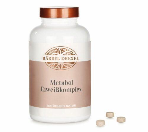 BÄRBEL DREXEL Metabol-Eiweißkomplex zum Muskelerhalt 480 Presslinge für 40 Tage