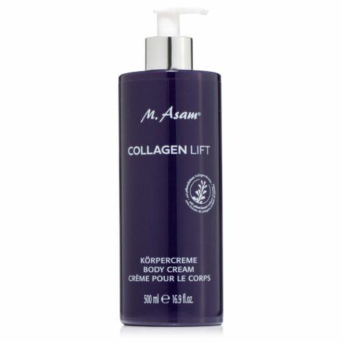 M.ASAM® Collagen Lift Körpercreme 500ml