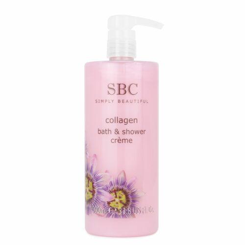 SBC Collagen Dusch- & Badecreme Sondergröße 1.000ml