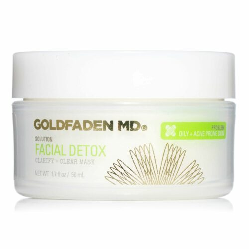 GOLDFADEN MD™ Facial Detox Clarify + Clear Mask reinigende Maske 50ml