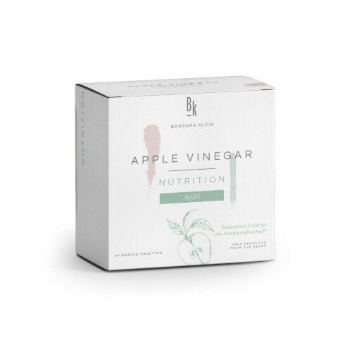 BK by Barbara Klein Apple Vinegar Nahrungsmittel mit Apfelessig und B6 36 Stück