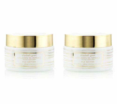 ELIZABETH GRANT COLLAGEN Silk Edition Eye Cream Duo 2x 30ml