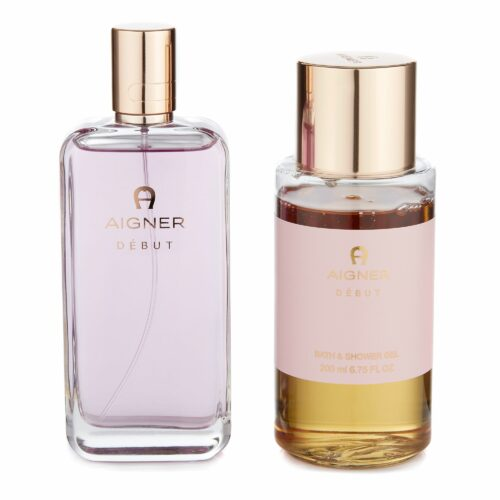 AIGNER Debut-Set Eau de Parfum 100ml Shower Gel 200ml 2tlg.