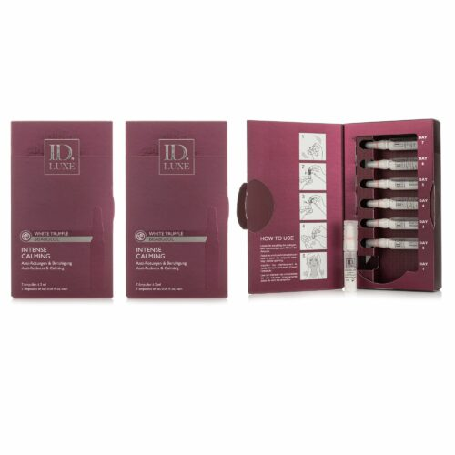 ID LUXE Intense Calming Anti-Rötung Ampullen Trio 3x 7x 2ml