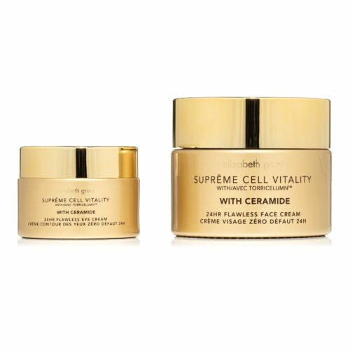 ELIZABETH GRANT SUPREME CELL VITALITY 24-h Gesichtscreme 100ml & Augencreme 30ml