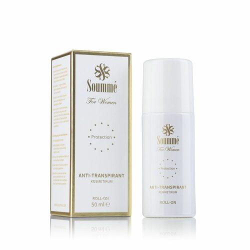 SOUMMÉ Roll-on Antitranspirant 50ml schützt vor Schweiß- und Geruchsbildung