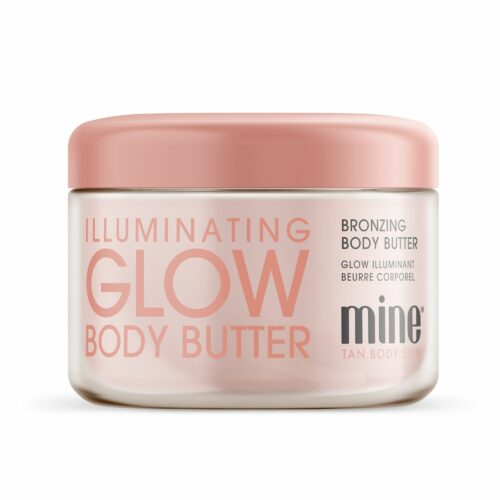 MINETAN™ Illuminating Glow Body Butter 200ml