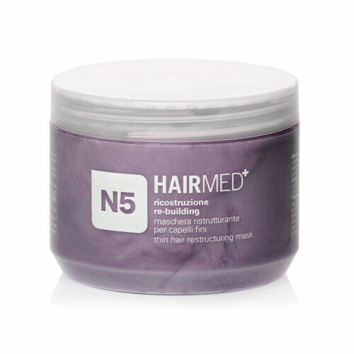HAIRMED restrukturierende Haarmaske für geschädigtes Haar N5, 250ml