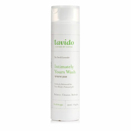 LAVIDO Intimately Yours Intimwaschlotion Teebaum-& Lavendelöl 250ml