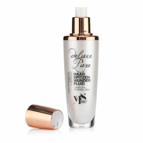 MARGOT SCHMITT® Deluxe Pure Haarspitzenwunder Fluid mit Camelie und Rosenblüten 50ml