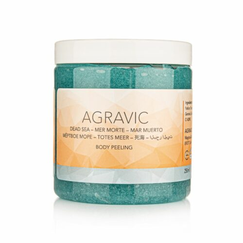 AGRAVIC Dead Sea Cosmetics Body Peeling 250ml