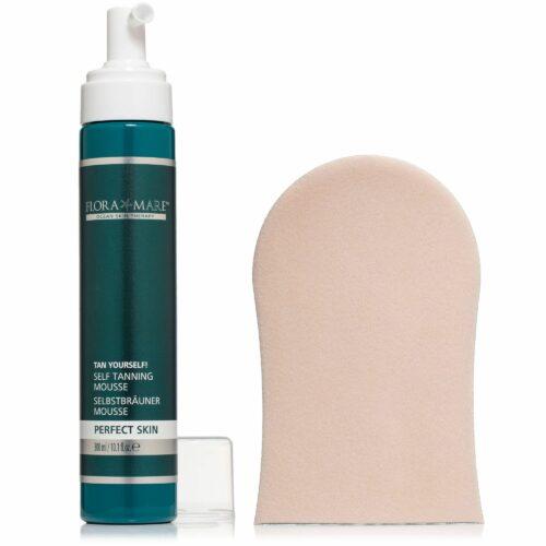 FLORA MARE™ Perfect Skin Tan Yourself! Selbstbräuner 300ml inkl. Handschuh