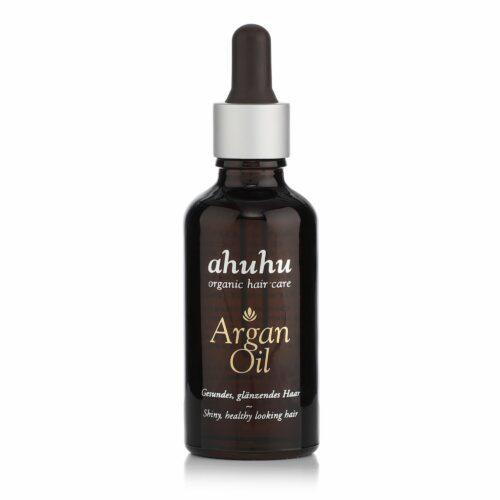 ahuhu organic air care Argan Öl Sondergröße 50ml Clean Beauty