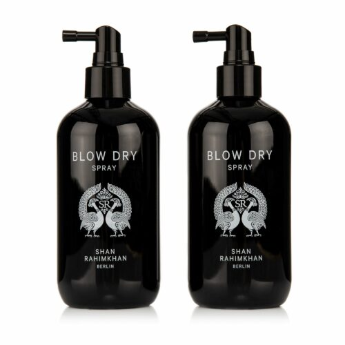 SHAN RAHIMKHAN Blow Dry Spray Föhnlotion 2x 300ml