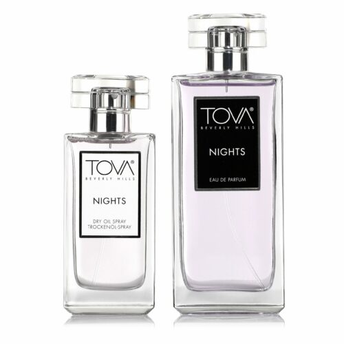 TOVA Fragrance-Duo Nights Eau de Parfum Nights Körperspray 100ml & 50ml