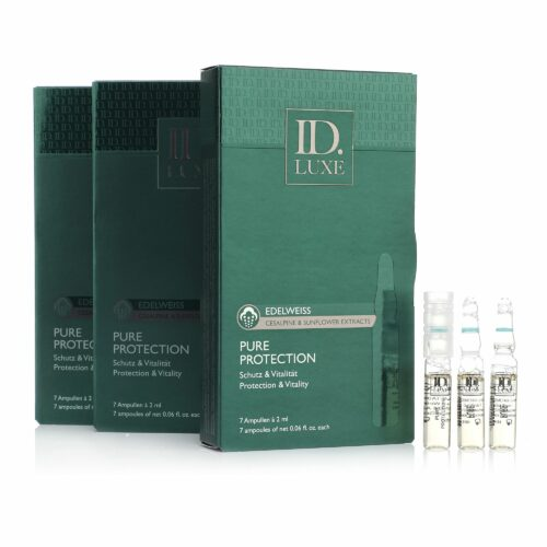 ID LUXE Anti-Pollution Ampullen Trio 3x 7x 2ml