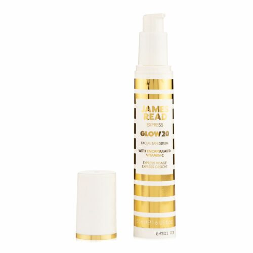 JAMES READ Express Glow20 Facial Tan Serum 50ml