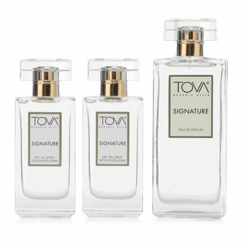 TOVA Signature-Set Eau de Parfum 100ml & Bodyspray 2x 50ml für Sie