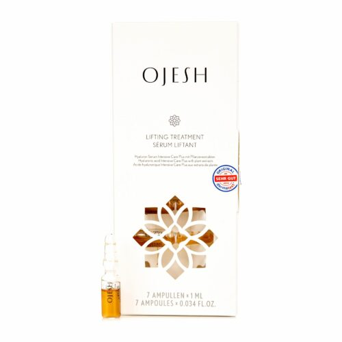 OJESH Lifting Treatment Hyaluron Serum mit Pflanzenextrakten 7x 1ml