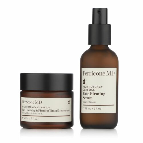 DR. PERRICONE High Potency Serum 59ml & Face Finishing Moisturizer Tint 59ml