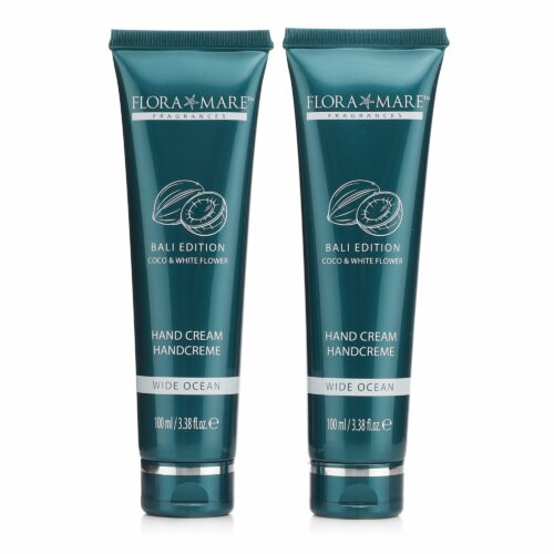 FLORA MARE™ Fragrances Wide Ocean Bali Edition Handcreme 2x 100ml