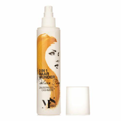 MARGOT SCHMITT® Deluxe Pure 2in1-Haarwunder mit Zaubernuss & Cashmere 250ml