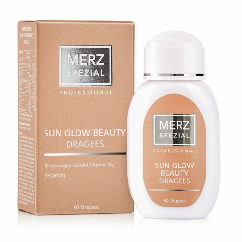 MERZ SPEZIAL Professional Sun Glow Beauty Dragees mit Blutorangen-Extrakt