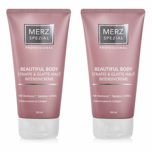 MERZ SPEZIAL Professional Beautiful Body Intensivcreme 2x 150ml