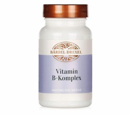 BÄRBEL DREXEL Vitamin B-Komplex mit 8 B-Vitaminen 150 Presslinge für 75 Tage