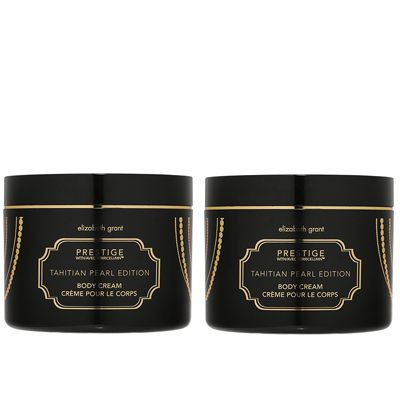 ELIZABETH GRANT PRESTIGE Tahiti Pearl Edition Body Cream Duo 2x 200ml