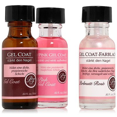 PERFECT FORMULA Gel Coat Trio Gel Coat 18ml, Pink Gel Coat 18ml & Mystic Gel Coat 18ml