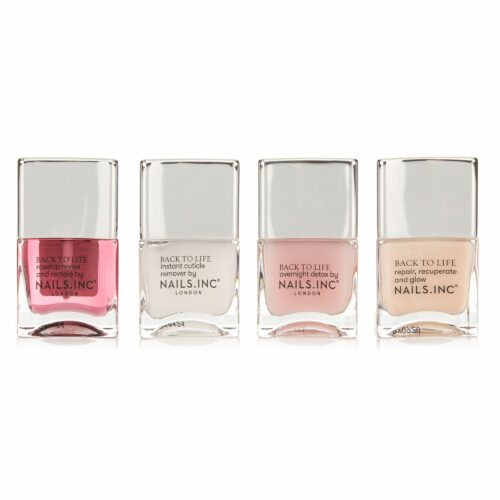 NAILS.INC® Nagelpflege-Set Back to Life 4x 14ml