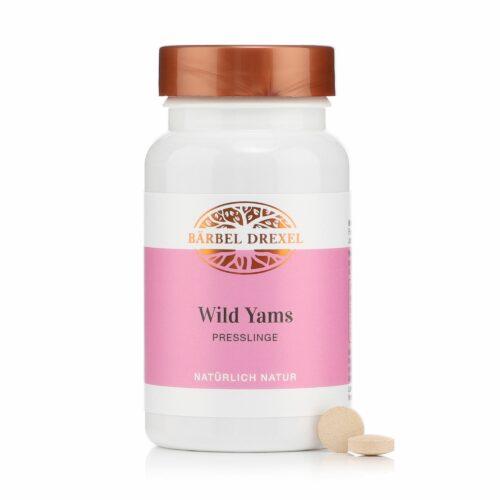 BÄRBEL DREXEL Wild Yams mit Diosgenin und Yamswurzel-Extrakt 180 Stück für 60 Tage