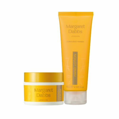 MARGARET DABBS LONDON Hand Heroes Anti-Ageing Handlotion 75ml Handserum 30ml