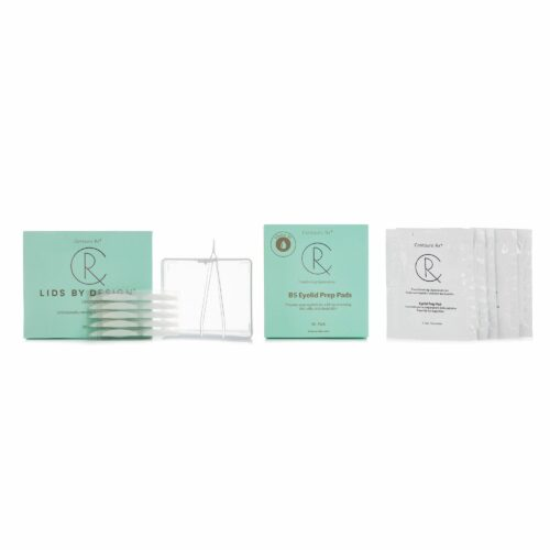 CONTOURS RX® LidsByDesign Augenlidpflaster 80 Stück inkl. Primer Pads