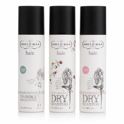 PERCY & REED™ Trockenshampoo in 3 Varianten für sofortige Frische & Duft je 200ml