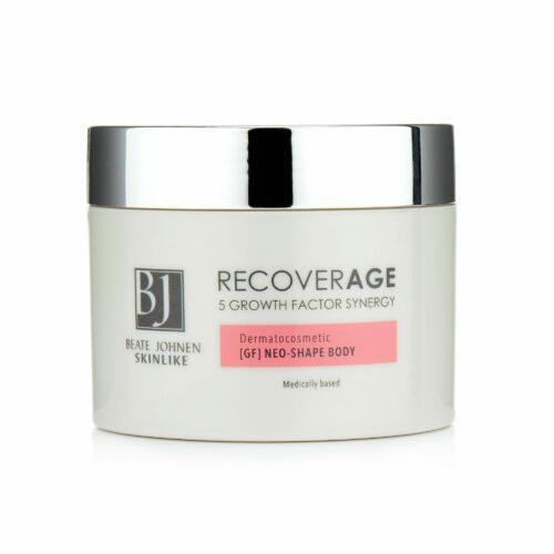 BEATE JOHNEN SKINLIKE RecoverAge Neo Shape Body Cream 400ml