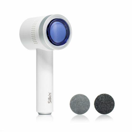 SILK'N® elektrischer Hornhautentferner mit integriertem Vakuumsystem