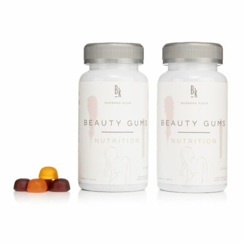BK by Barbara Klein Beauty Gums-Duo mit Kollagenpeptid VERISOL®, je 75 Gums zuckerfrei