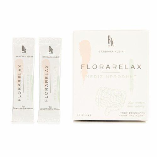 BK by Barbara Klein FloraRelax Medizinprodukt mit KiOtransine® 30 Sticks, 30 Tage