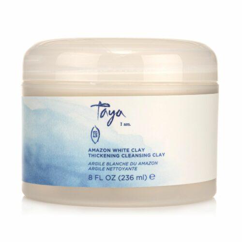 TAYA HAIRCARE Weiße Tonerde Cleansing Clay Reinigung und Fülle 236ml