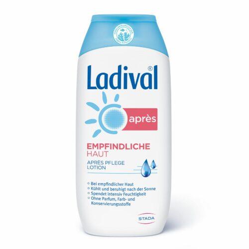 LADIVAL® Aprés Pflege Lotion Körper für empfindliche Haut 200ml