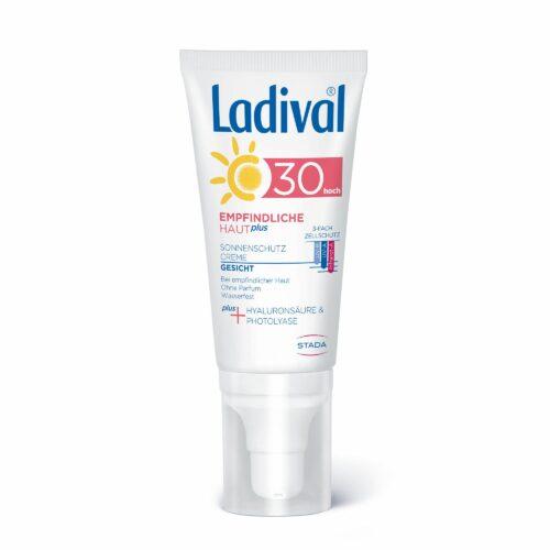 LADIVAL® Sonnencreme Gesicht LSF 30 für empfindliche Haut 50ml