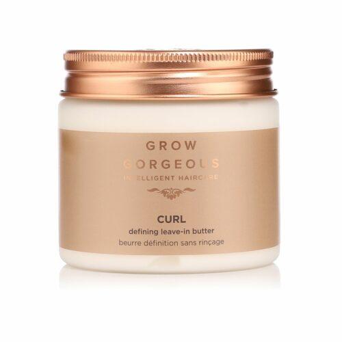 GROW GORGEOUS Curl Defining Leave In Butter für gelocktes Haar 200ml