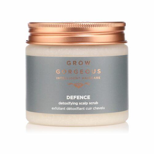 GROW GORGEOUS Defence Detoxifying Scalp Scrub Kopfhautpeeling 200ml