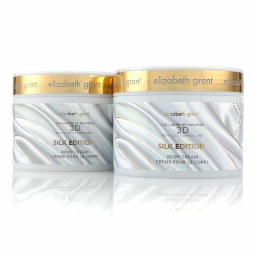 ELIZABETH GRANT Collagen Re-Inforce 3D-Silk Edition Body Cream 2x 400ml
